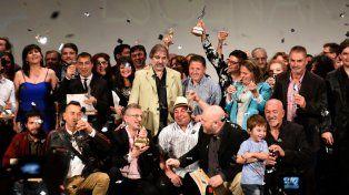 Santa Fe Jazz Ensamble se llevó el Oro en los Premios Escenario