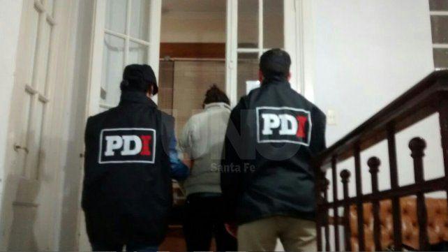 Se entregó uno de los presuntos autores del crimen en Circunvalación