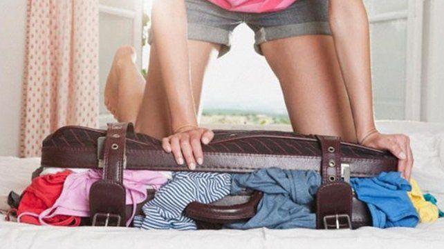 Cómo armar la valija y no morir en el intento