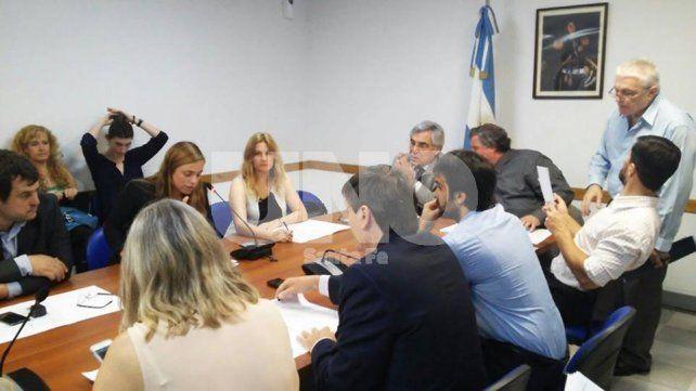 Comisiones. Se discute en Diputados de la Nación un proyecto para declarar la emergencia de la lechería.