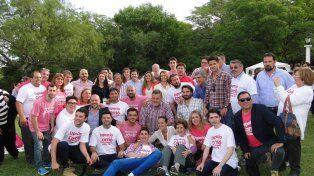 Carrio celebró en Santa Fe los 15 años de la fundación de su partido