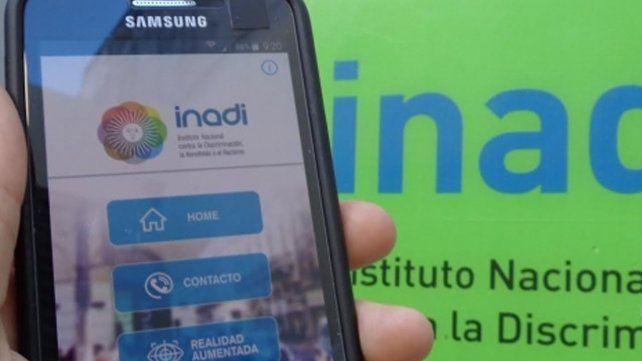 INADI tiene una APP para denunciar discriminación