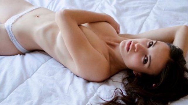 Las fotos inéditas de la novia de Mariano Martínez en una página porno