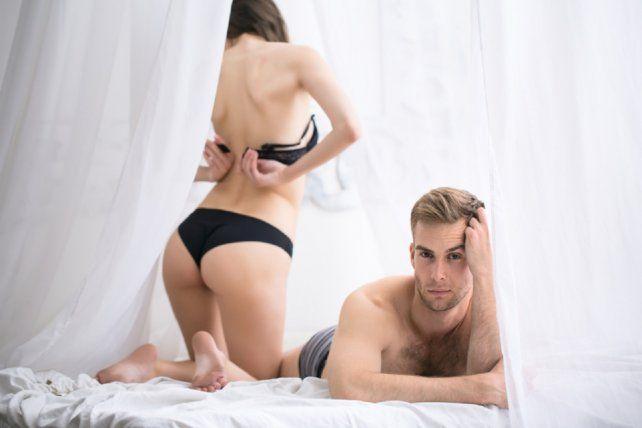 8 síntomas que denotan falta de sexo