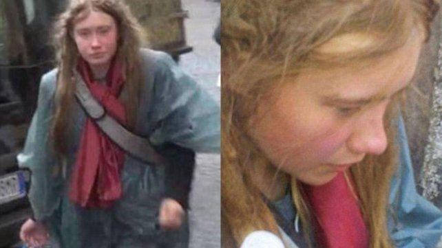 Descubrieron quién es la joven perdida en Roma