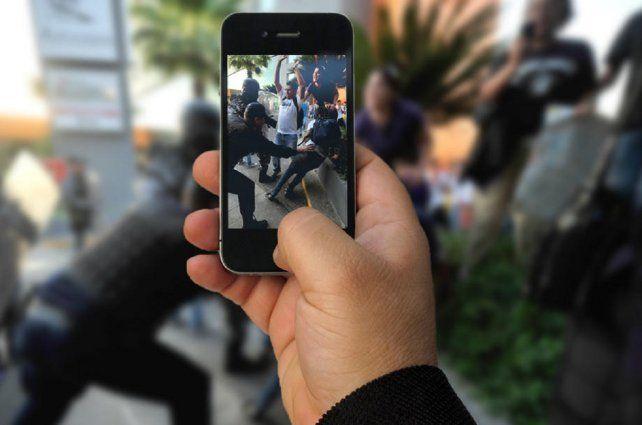 Quieren que los policías de Santa Fe no vean Facebook
