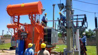 La EPE amplió la oferta energética en el norte de la ciudad de Santa Fe