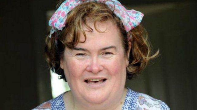 El drama de Susan Boyle