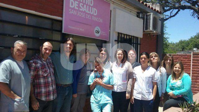 Asumieron los nuevos directores de los SAMCos de Cayastá y Rincón