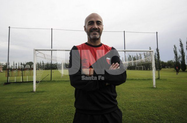 Paolo Montero intentará poner un equipo que sea combatitvo y pueda darle lucha a un rival difícil