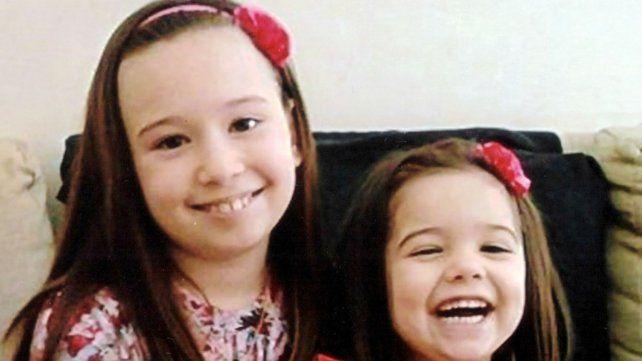 Se solicita información sobre los paraderos de Abril y Julieta Tomasella