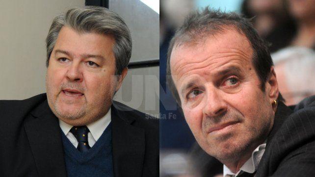 La Legislatura Provincial suspendió a García y Ganón por mal desempeño en sus funciones