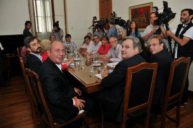 Para Molina, la propuesta del gobierno satisface el reclamo