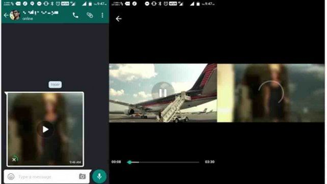 Una nueva función que cambiará la forma de ver los videos de WhatsApp