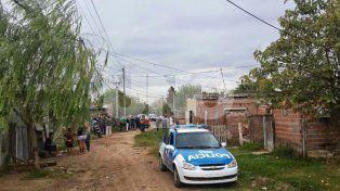 Asesinaron a balazos a un joven dentro de una vivienda del barrio Yapeyú