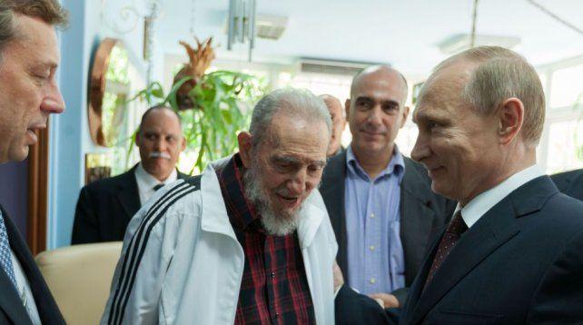 Líderes internacionales se pronuncian tras la muerte de Fidel Castro