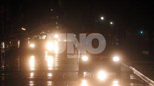Se renovó el alerta por tormentas fuertes para Santa Fe