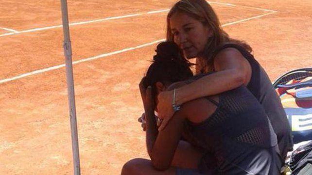 Tragedia: el padre de la tenista Daniela Seguel murió viendo la final que disputaba su hija