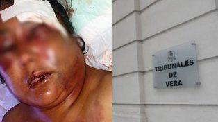 Seis años de prisión para un hombre que robó y golpeó salvajemente a una mujer en Vera