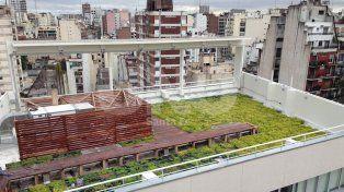 Propuesta. La idea es que estos espacios no solo estén en los edificios privados sino también en los públicos.