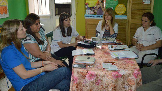 El hospital Iturraspe realiza una campaña de información y testeo de HIV