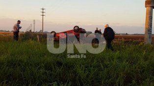 Tres muertos en un accidente sobre la ruta provincial Nº 6