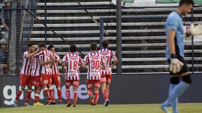 Unión empató con Gimnasia en La Plata