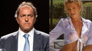Nació la hija de Daniel Scioli y Gisela Berger