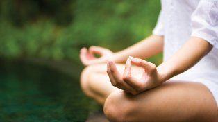 Primera meditación grupal a beneficio del hospital Alassia