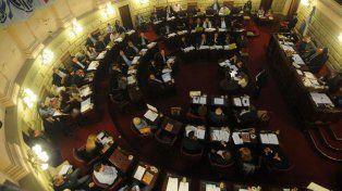 Media sanción a favor de  la autonomía municipal