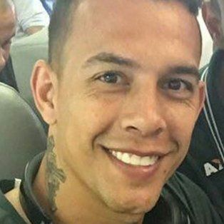danilo, heroe ante san lorenzo, fue resctado con vida pero fallecio en el hospital