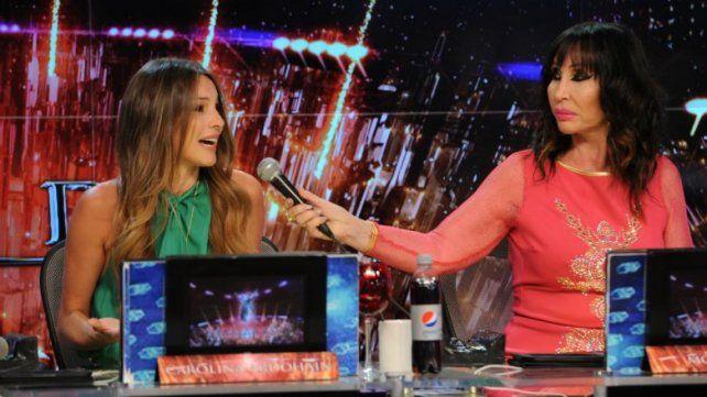 La reacción de Pampita en las redes después de su cruce al aire con Marcelo Tinelli