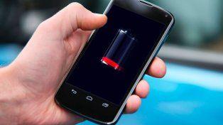 Si borrás esto de tu celular, la batería te va a durar todo el día