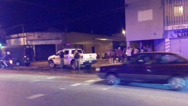 Detuvieron a un gendarme ebrio que golpeó a su mujer y enfrentó a trompadas a policías