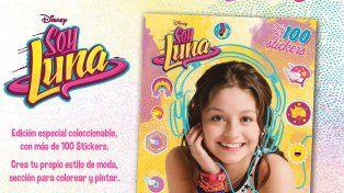 Este miércoles llega la Revista Soy Luna