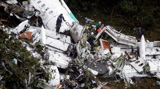 ¿Cómo se investiga un accidente aéreo?