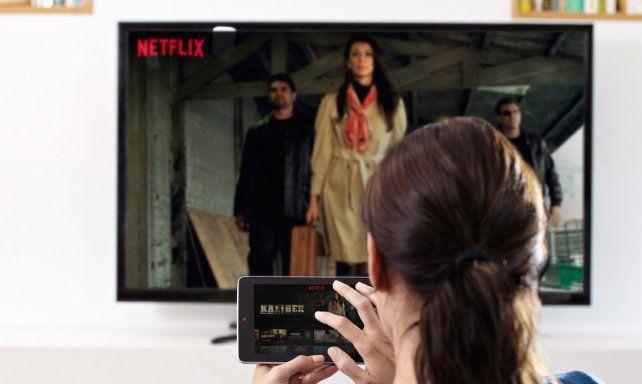 Llega Netflix offline para descargar y guardar