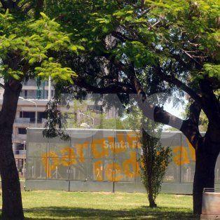nacion invertira en la ciudad $ 2 millones para equipar el parque federal