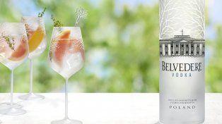Belvedere Vodka celebra lo natural