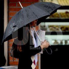 Anuncian lluvias para mañana pero el tiempo mejorará el fin de semana