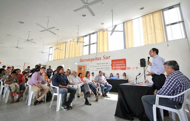 Tres empresas interesadas en concretar la intervención integral en Barranquitas