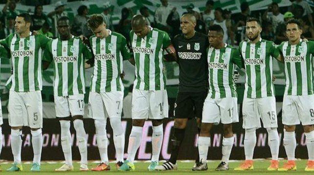 Atlético Nacional se dejará ganar si lo obligan a jugar la final con Chapecoense