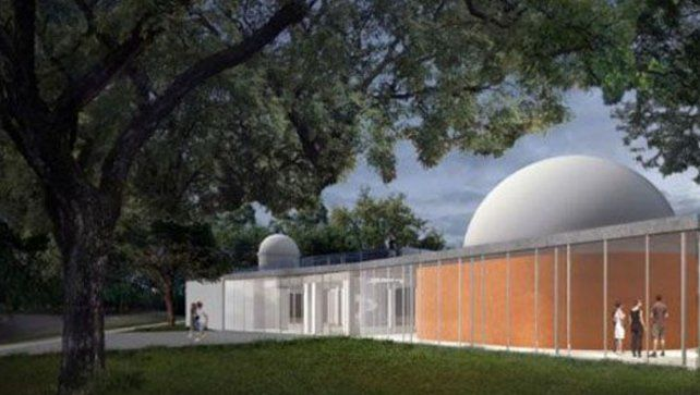 Code: se presentaron dos ofertas para construir el primer Planetario Digital de la ciudad