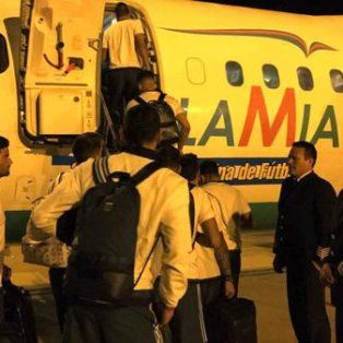 Aparecieron fotos de Messi y la Selección arriba del avión de la tragedia del Chapecoense
