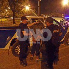 Rincón: cayó preso un violento tiratiros y le secuestraron una escopeta tumbera