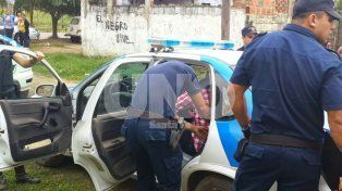 Rescataron en Santo Tomé a una mujer que fue golpeada por su ex pareja