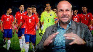 El vidente brasileño reveló que un jugador de Chile morirá