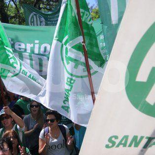 jornada de protestas y movilizaciones en la ciudad
