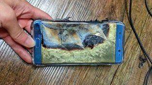 ¿Sabías por qué explotaban los Samsung Note 7?