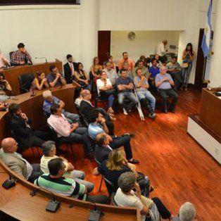 primer encuentro en el concejo sobre autonomia municipal